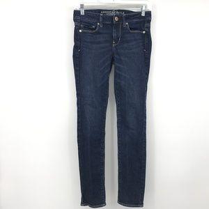 AEO American Eagle Skinny Jeans Women's Size 0